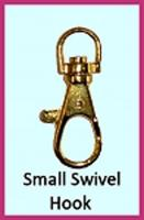 Small Swivel Hook PON-050S