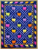 Mouse Hunt Quilt Pattern PPP-013