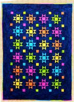Ohio Stars Quilt Pattern PPP-018