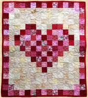 February Heart Quilt Pattern PPP-021