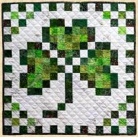 March Shamrock Quilt Pattern PPP-022