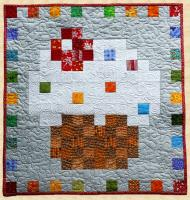 July Cupcake Quilt Pattern PPP-026