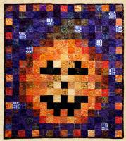 October Pumpkin Quilt Pattern PPP-029