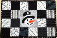 Frosty Times Placemats Pattern PPP-037