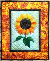 Sunflower Wall Hanging Pattern PPP-049