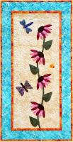 Coneflowers Wall Hanging Pattern PPP-055
