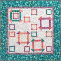 Monkey Around Quilt Pattern PQ-007