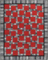 Lover's Kiss Quilt Pattern PQ-011