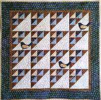 Alouette Quilt Pattern PQ-019