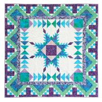 Fancy Feathers Quilt Pattern PQ-127