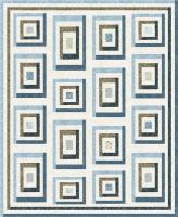 Oil & Water Quilt Pattern PS-1019
