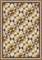 Downtown District Quilt Pattern PS-1052