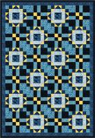 City Lights Quilt Pattern PS-1055