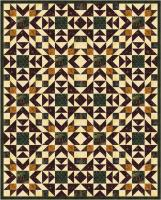 Forest Nights Quilt Pattern PS-937