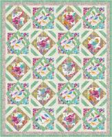 Bird Friendly Big Backyard Quilt Pattern PS-941