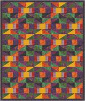 Bryce Canyon Trails Quilt Pattern PS-945