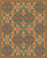 Dodging Corners Quilt Pattern PS-947