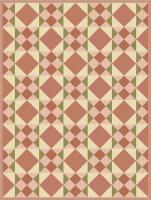 Pink Confetti Quilt Pattern PS-958