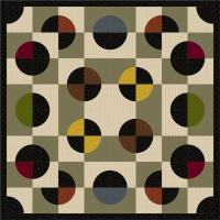 Coin Toss Quilt Pattern PS-970
