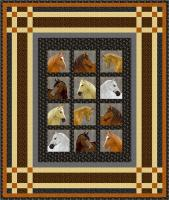 Pony Expressions Quilt Pattern PS-977