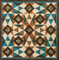 Blueberry Cheesecake Quilt Pattern PS-979