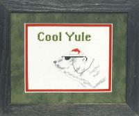 Cool Yule Cross Stitch Pattern PS-9833
