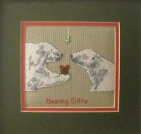 Bearing Gifts Cross Stitch Pattern PS-9834