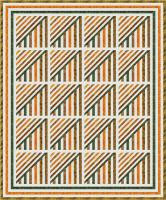 Line Up Quilt Pattern PS-985