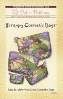 Scrappy Cosmetic Bags Pattern PTE-003