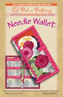 Needle Wallet Pattern PTE-015