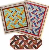 Chain of Stars Quilt Pattern PVQ-002e