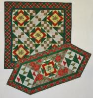 Christmas Peace Quilt Pattern PVQ-005e