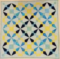 Beams Quilt Pattern PVQ-035e