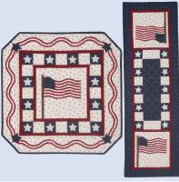 The Flag Still Waves Quilt Pattern PYP-270