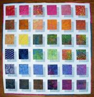 Color Block Quilt Pattern QBE-102e