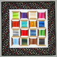 Cotton and Wood Quilt Pattern QBE-103e