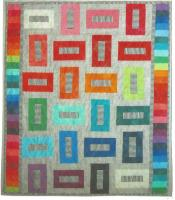 Crosswalk Quilt Pattern QBE-110e