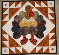 Turkey Lurkey Quilt Pattern QBE-111e