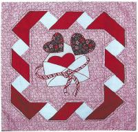 Be Mine Wall Hanging Pattern QBE-119e