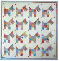 Scotties Quilt Pattern QBE-121e