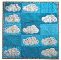 Cloudy & Cool Quilt Pattern QBE-130e