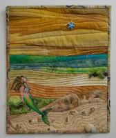 Beach Vacation Art Quilt Pattern QFA-107