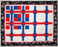 Red, White and True Quilt Pattern QJK-102