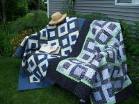 Easy Street Quilt Pattern QLD-141e