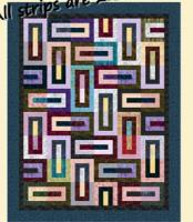 Step It Up Quilt Pattern QLD-152e