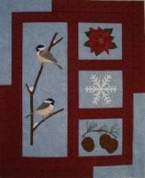 Winter Harmony Quilt Pattern QLD-199e