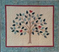 Song Bird Trio Quilt Pattern QLD-205e