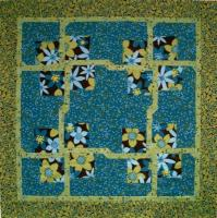 Twists and Turns Quilt Pattern QLD-210e
