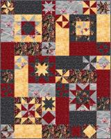 Easy Peasy Quilt Pattern QN-003