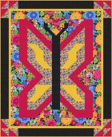 Summer Miracle Quilt Pattern QN-010